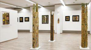 bruno da Todi in der Galerie LeonArt 9