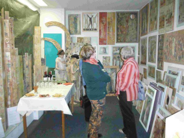 Gesellschaft Museum im Atelier bruno da Todi