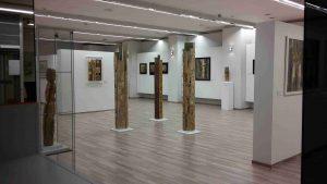 bruno da Todi in der Galerie LeonArt 3