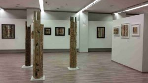 bruno da Todi in der Galerie LeonArt 2