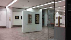 bruno da Todi in der Galerie LeonArt 1